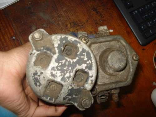motor de arranque  de toyota liteace de 1985