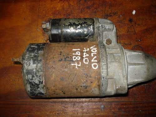 motor de arranque de volvo 740 del 87