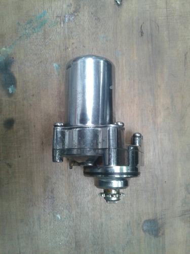 motor de arranque hunter 90 cc