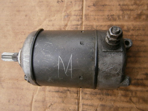 motor de arranque nx 350 sahara