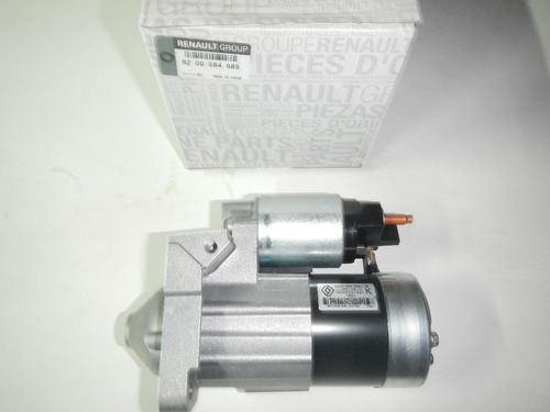 motor de arranque original clio 2 kangoo 1.5 dci k9k