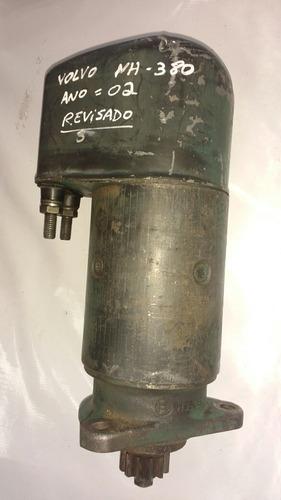 motor de arranque volvo nh 380 2002 revisado