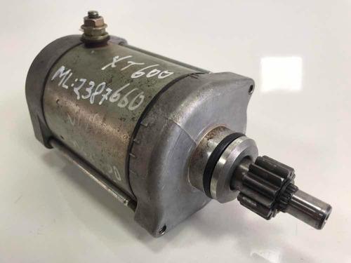 motor de arranque xt 600 e xt 660 novo original cod: 2387