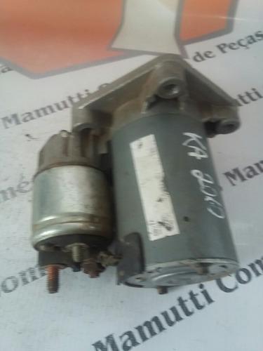 motor de arranque/partida ford ka 1.0 2010