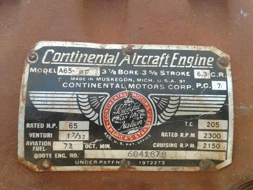 motor de avion