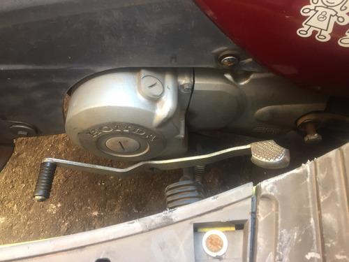 motor de biz 100 partida sucata p/retirar peças alemão motos