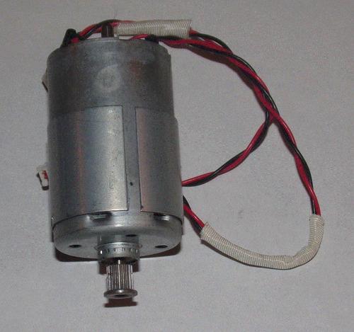 motor de carro - epson tx125 - original, usado repuestos!