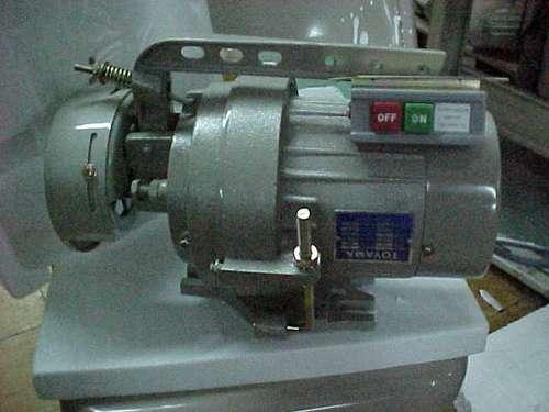 Motor De Clutch Para Maquina De Coser Industrial - $ 2,250