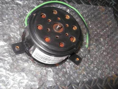 motor de electroventilador nuevo original chevrolet orlando