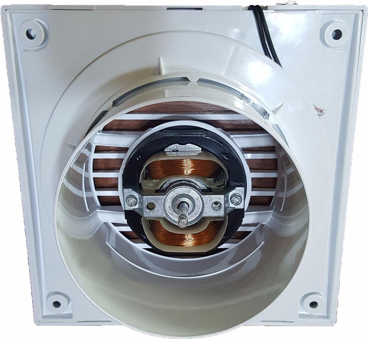Extractor De Baño   Motor De Extractor De Bano 18 W Para 10 Cm Atenas 529 00 En