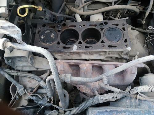 motor de ford escort y caja automática