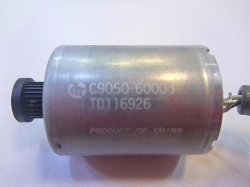 motor de impresora hp c9050-60003 td116926
