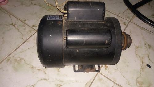 motor de induccion bifasico 110/220v 3450rpm 2hp