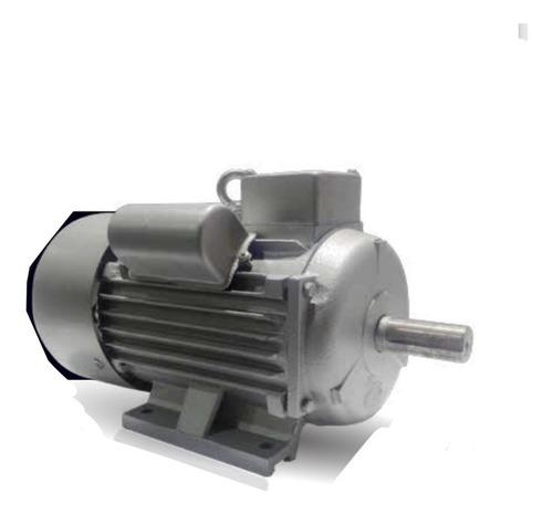 motor de induccion electrico monofasico 1 hp 1800rpm nuevo