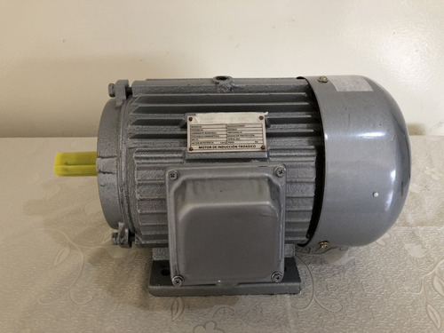 motor de induccion electrico monofasico 5 hp 1800rpm nuevo