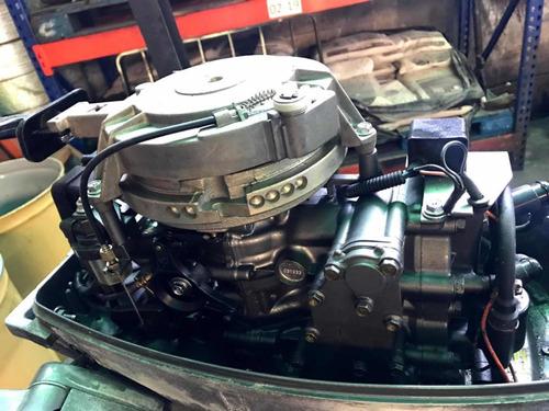 motor de lancha 15 hp  suzuki