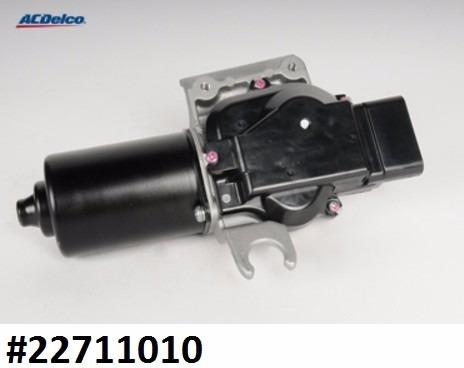 motor de limpia parabrisas chevrolet malibu 2008 - 2008