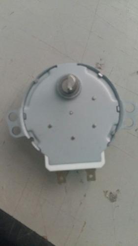 motor de microondas 5 rpm 220v- eixo metal