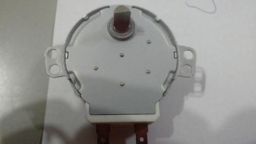motor de microondas 5/6 rpm 220v - eixo metal
