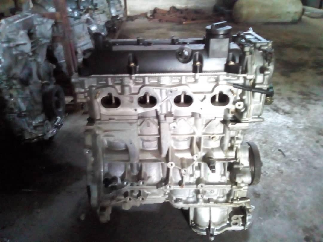 Motor De Nissan Xtrail Qr-2 5 2005-2009 - $ 4 300 000