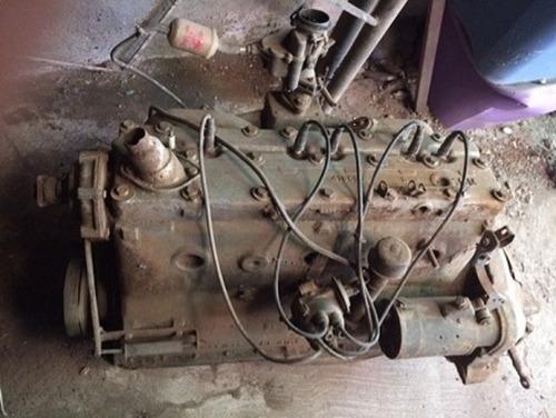 motor de oldsmobile 1936
