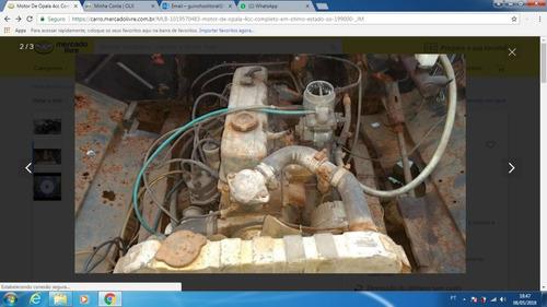 motor de opala 4cc só 1.990.00 leia o anuncio