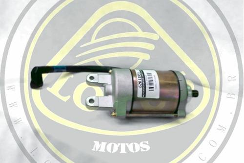 motor de partida arranque dafra citycom 300 original sym +nf