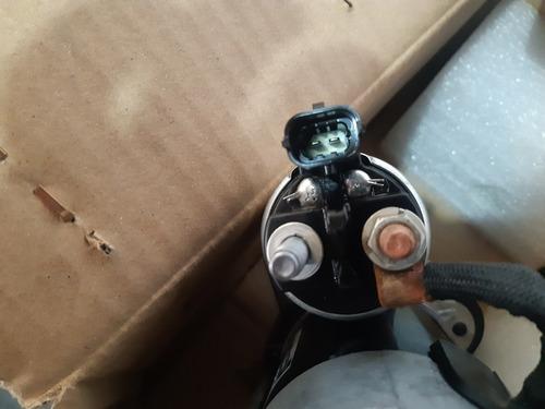 motor de partida cruze traker 1.4 turbo original semi novo