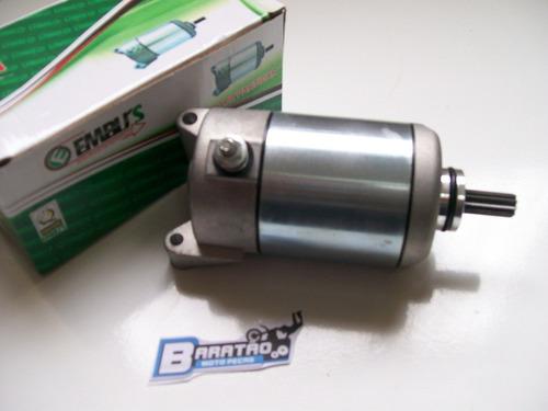 motor de partida honda cbx 150 aero nx 150