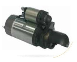 motor de partida jf 12v mancal deitado