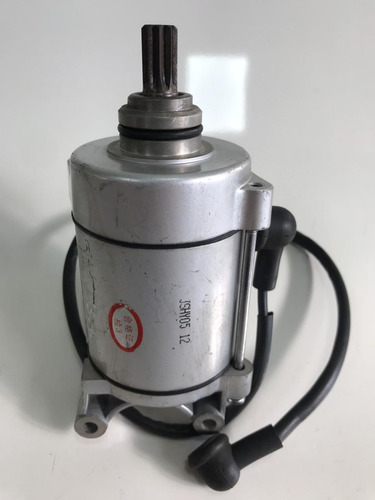 motor de partida kansas 150 novo original cod: 1718