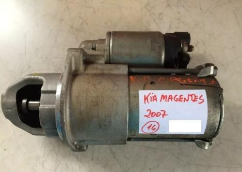 motor de partida kia carens 2007 36100-25020