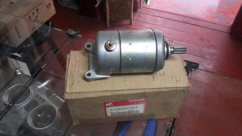 motor de partida spacy 125 novo e original