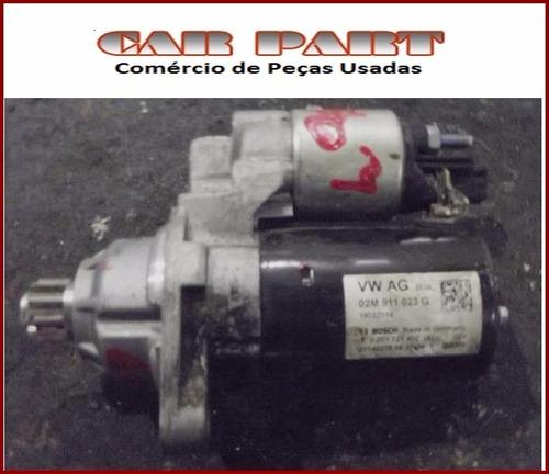 motor de partida vw jetta 2.0 2012  aspirado