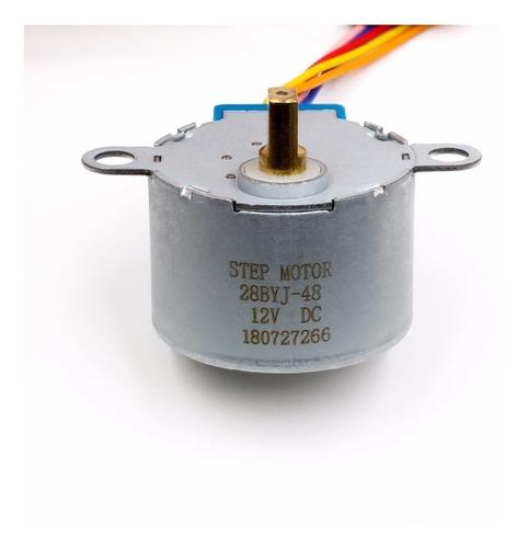 motor de passo 28byj-48 + drive uln2003
