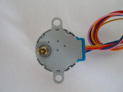 motor de passo e placa
