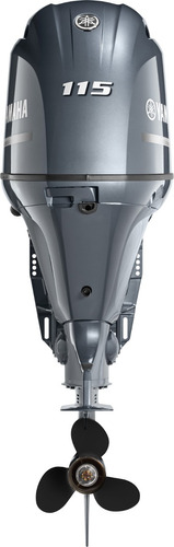 motor de popa 115hp - 4 tempos - yamaha - rabeta curta