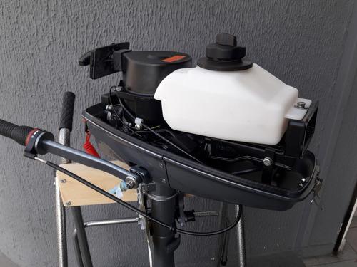 motor de popa 3.5hp hidea
