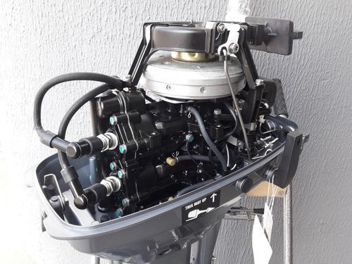 motor de popa 8hp hidea