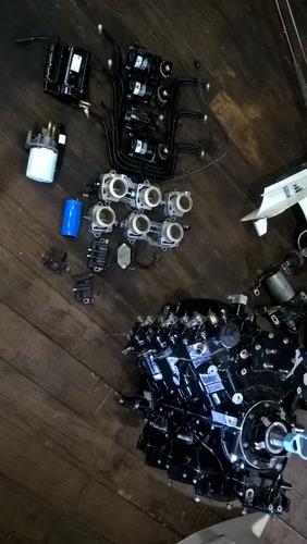 motor de popa envirude 225 hp fich ham 6cil desmontado