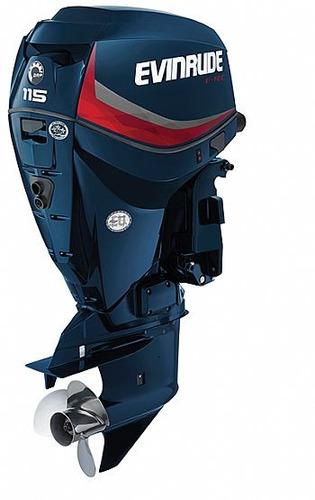 motor de popa evinrude e-tec 115 hp okm ( miami nautica )