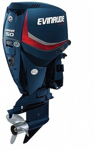 motor de popa evinrude e-tec 150 hp okm miami nautica