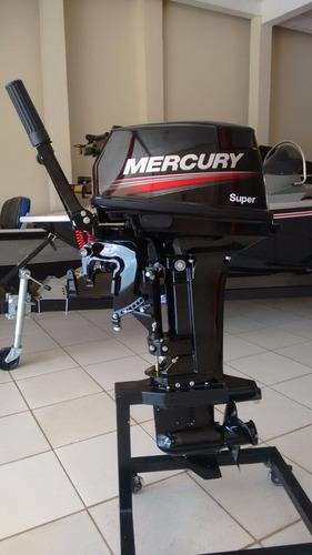 motor de popa mercury 15 super 2 tempos