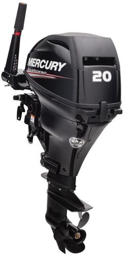 motor de popa mercury 20 hp 4 tempos efi  poddium náutica