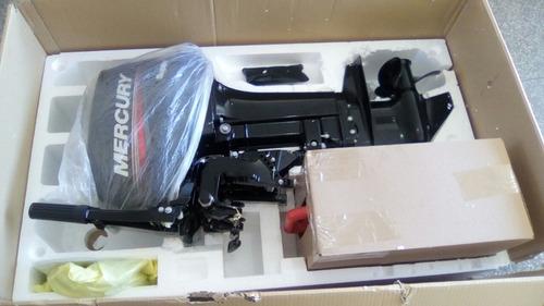 motor de popa mercury - 2t - 15 super entrada de r$ 1.000,00