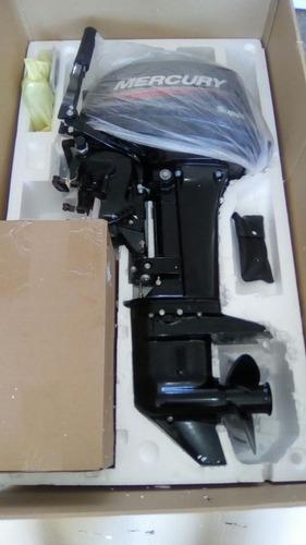 motor de popa mercury - 2t - 15 super entrada de r$ 2.000,00