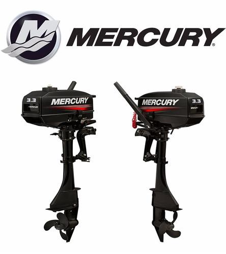 motor de popa mercury 3.3 hp 2 tempos