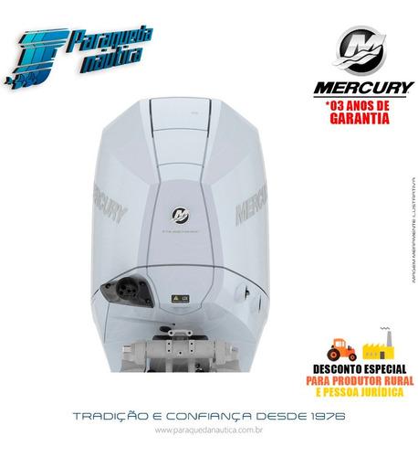 motor de popa mercury 4 tempos 225hp xl 3.4l efi v6
