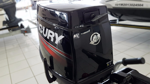 motor de popa mercury 40 hp manual 2t mod. novo para 15 uni.