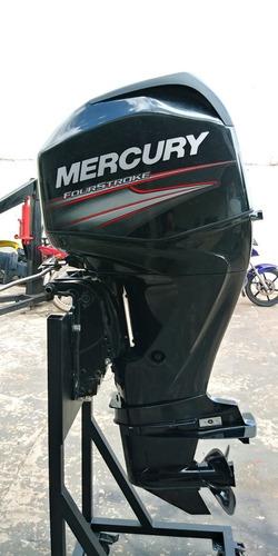 motor de popa mercury - 4t - 60 hp  semi novo 2016